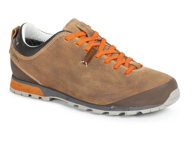 AKU Bellamont III Suede GT Chaussures Homme, beige/orange